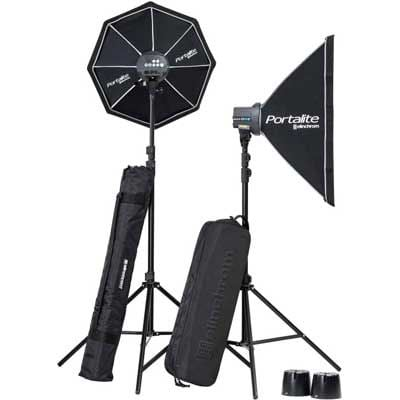 Image of Elinchrom D-Lite RX ONE/ONE Softbox To Go Set