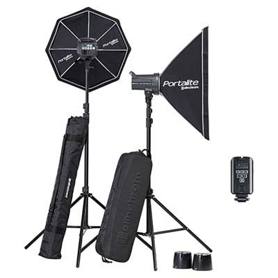 Elinchrom D-Lite RX 4/4 Softbox To Go Set