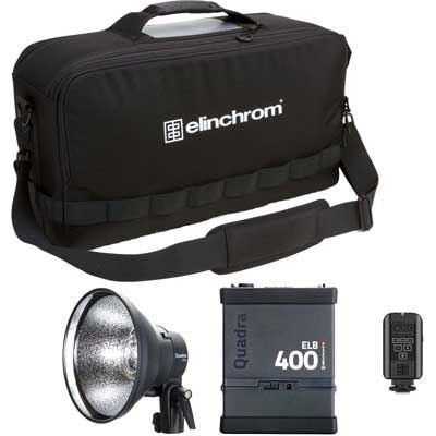 Elinchrom ELB 400 Pro To Go Set