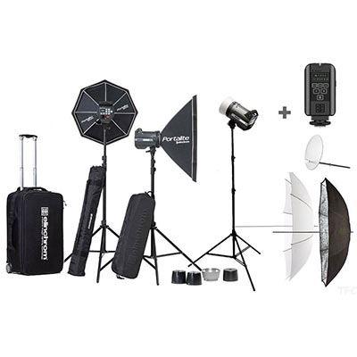 Elinchrom BRX Three Head Kit 500 / 500 / 250
