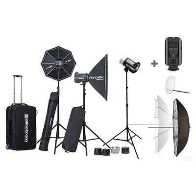 Elinchrom BRX Three Head Kit 500 / 500 / 500