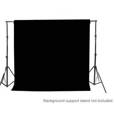 Creativity 2.72x11m Ultra Black Paper Background Roll