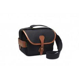 Used Billingham S2 Shoulder Bag - Black / Tan