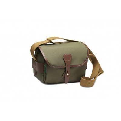 Billingham S2 Shoulder Bag - Sage FibreNyte / Chocolate