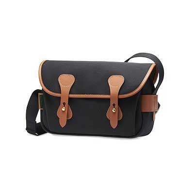 Billingham S3 Shoulder Bag – Black / Tan