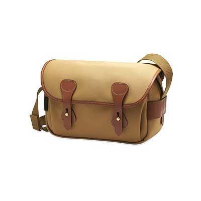 Billingham S3 Shoulder Bag - Khaki / Tan