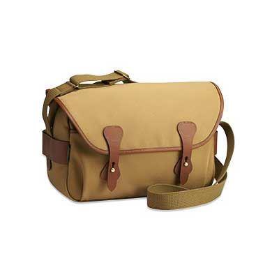 Billingham S4 Shoulder Bag - Khaki / Tan