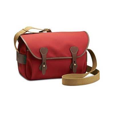 Billingham S4 Shoulder Bag - Burgundy / Chocolate