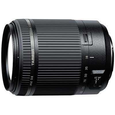 Tamron 18-200mm f3.5-6.3 Di II Lens - Sony A Mount