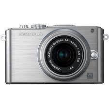 Olympus E-PL3 Digital Camera Body - Silver