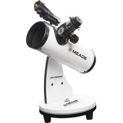 Image of Meade LightBridge Mini 82 Dobsonian Telescope