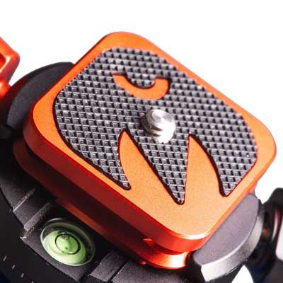 Stockists of 3 Legged Thing EQUINOX QR3P Quick Release Plate