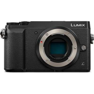 Panasonic Lumix DMC-GX80 Digital Camera Body