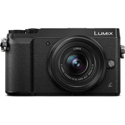 Panasonic Lumix DMCGX80 Digital Camera with 1232mm Lens