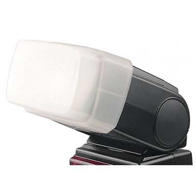 Kaiser SoftCap Flash Diffuser for Metz 44 AF-1/52 AF-1-2