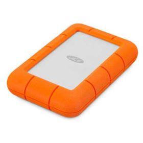 LaCie Rugged Mini Portable Hard Drive - 4TB