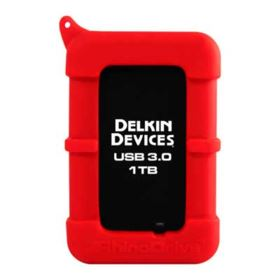 Delkin 1TB RhinoDrive Portable Hard Drive