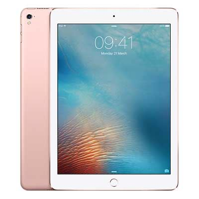 Apple iPad Pro 9.7-inch 128GB Wi-Fi- Rose Gold