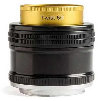 Used Lensbaby Twist 60 Lens - Canon Fit