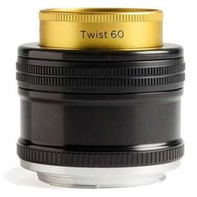 Lensbaby Twist 60 Lens - Canon Fit