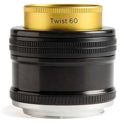 Lensbaby Twist 60 Lens - Nikon Fit