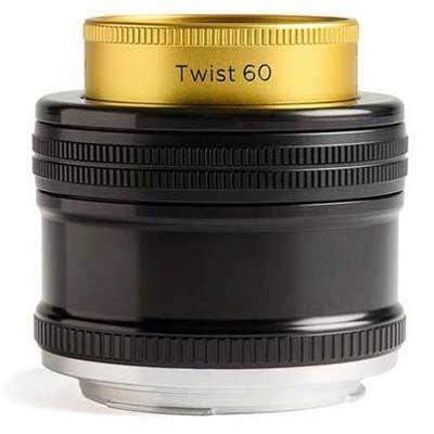 Lensbaby Twist 60 Lens - Nikon F Fit