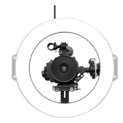 F+V R720S Lumic Bi-Colour LED Ring Light