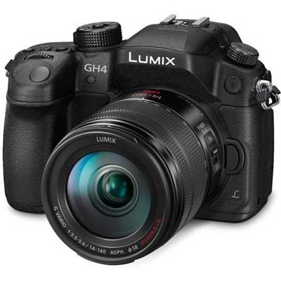 LUMIX DMC-GH4R with 14-140mm Lens