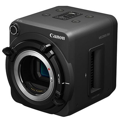 Image of Canon ME200S-SH Camcorder