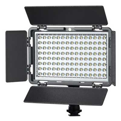 Vibesta Verata120 Daylight LED On-Camera Light