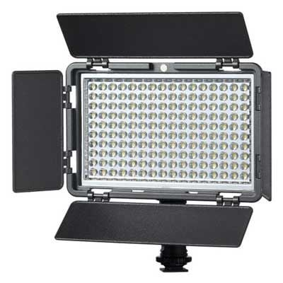 Vibesta Verata160 Daylight LED On-Camera Light
