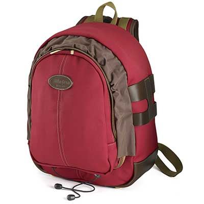 Billingham Rucksack 25 - Burgundy / Chocolate