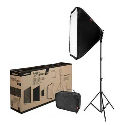 Hahnel Speedlite Softbox80 Kit