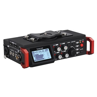 Tascam DR-701D 6-Channel Audio Recorder