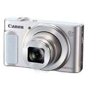 Canon PowerShot SX620 HS Digital Camera - White