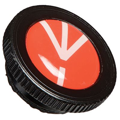 Manfrotto Round Quick Release Plate for Compact Action