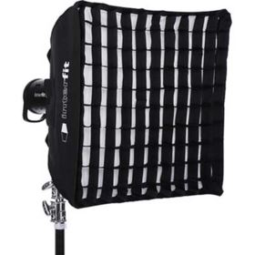 Interfit 60cm Square Softbox with Grid
