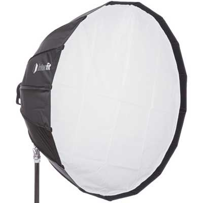 Interfit 120cm (48 inch) Parabolic Softbox with Grid