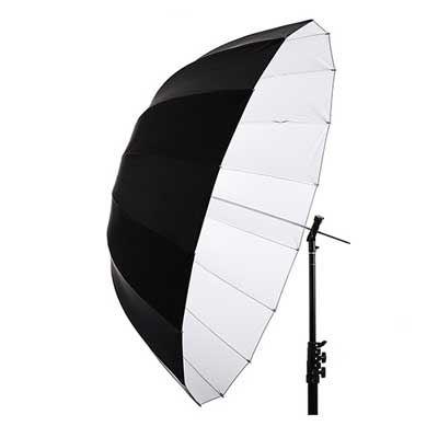 Interfit 51 inch White Parabolic Umbrella