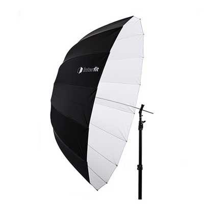 Interfit 65 inch White Parabolic Umbrella