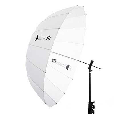 Interfit 40 inch Translucent Parabolic Umbrella