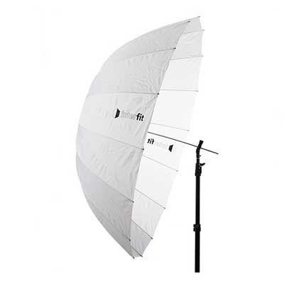 Interfit 65 inch Translucent Parabolic Umbrella