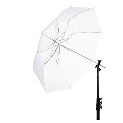 Interfit 43 inch Tri-Fold Translucent Umbrella