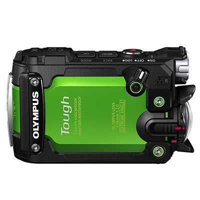 Olympus TOUGH TGTracker Action Camera  Green