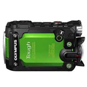Olympus TOUGH TG-Tracker Action Camera - Green