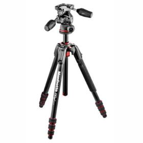 Manfrotto 190 Go Tripod with 3-Way Head
