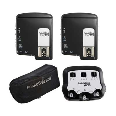 PocketWizard TTL 4-Pack - Nikon
