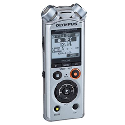Image of Olympus LS-P1 Linear PCM Audio Recorder