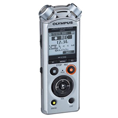 Image of Olympus LS-P1 Linear PCM Audio Recorder