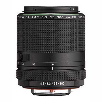 Pentax 55-300mm f4.5-6.3 DA PLM WR Lens